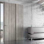 Porte blindate raso muro Milano